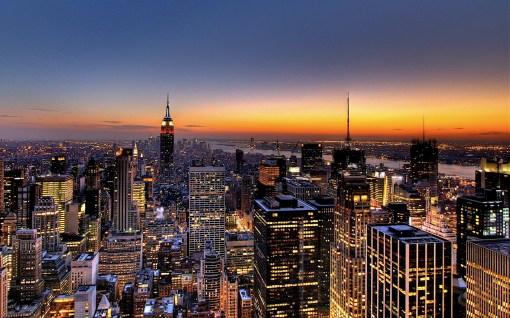 NYC, ciudad de luces